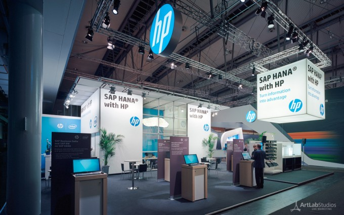 HP at CeBIT