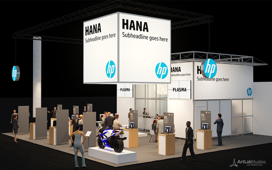 HP at CeBIT 3
