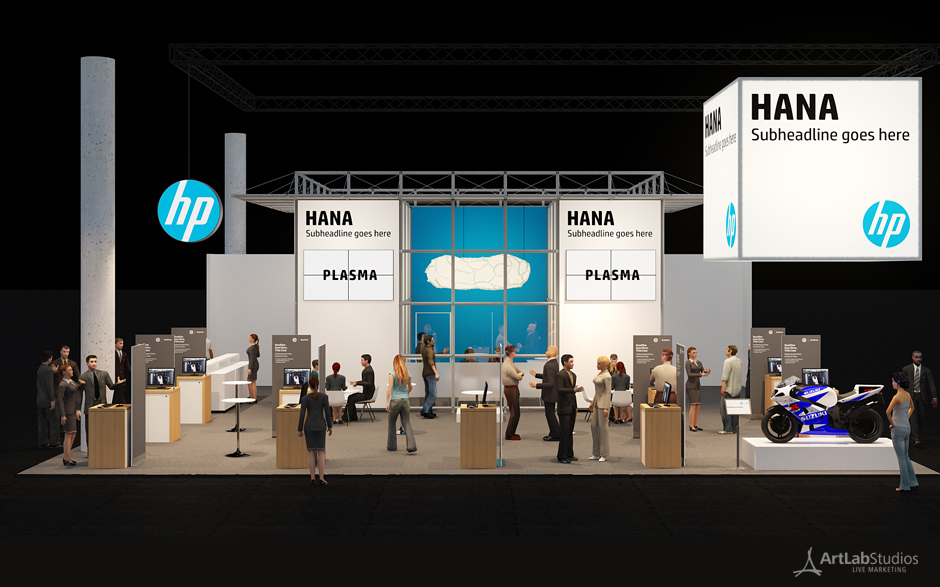 HP at CeBIT 4