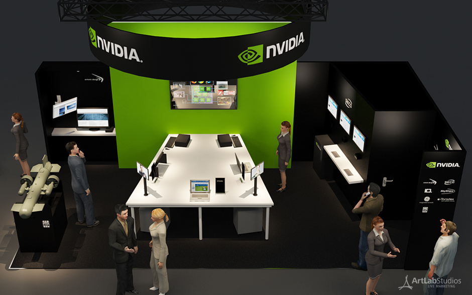 NVIDIA Embedded World 3