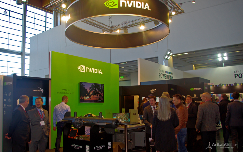 NVIDIA Embedded World 4