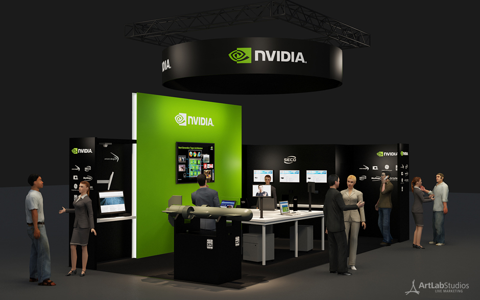 NVIDIA at Embedded World 2014 in Nürnberg | ArtLab Studios